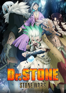 Dr. Stone segunda temporada