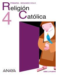 Cuarto primaria - Religión Lantejuela