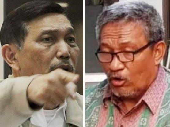 Jokowi Harusnya Pecat Luhut karena Biarkan Dukungan Sahabat LBP untuk Presiden 2024
