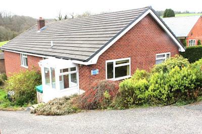 Llanfair bungalow for sale