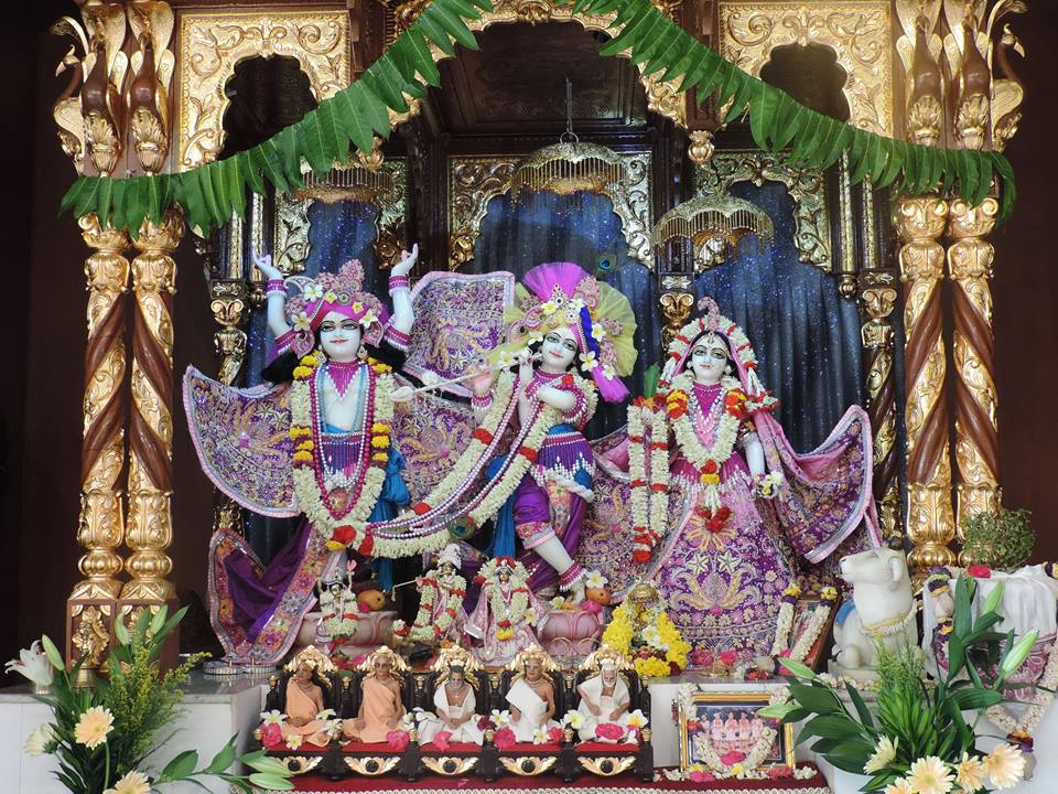 ISKCON Bangalore Deity Darshan 28 May 2016 (10)