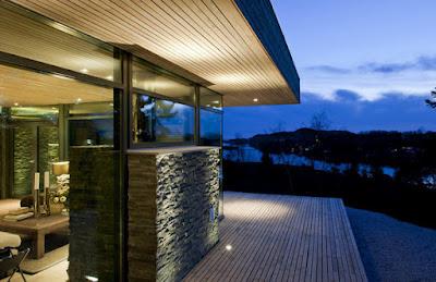 Cabin GJ 9 in Norway 2 1 Kabin Mungil Yang Beradaptasi Dengan Keadaan Lingkungan