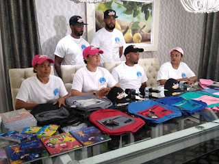 Montecristi: Amore entregará útiles escolares a estudiantes de escaso económicos.