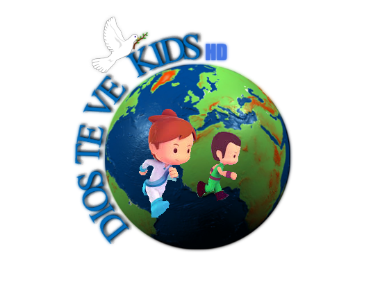 Logo Dios Te Ve Kids