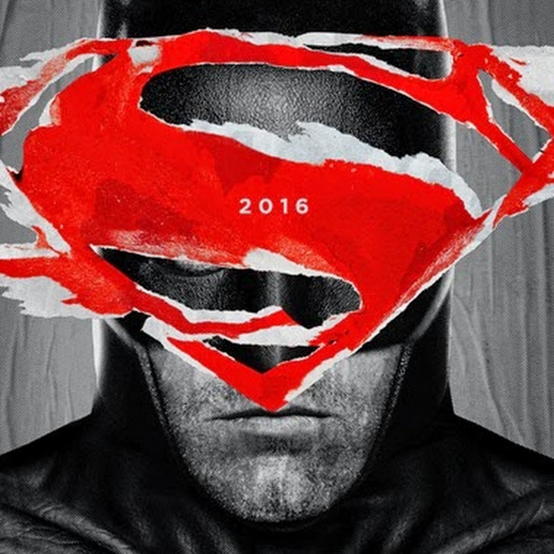 Batman vs Superman Teaser Posters