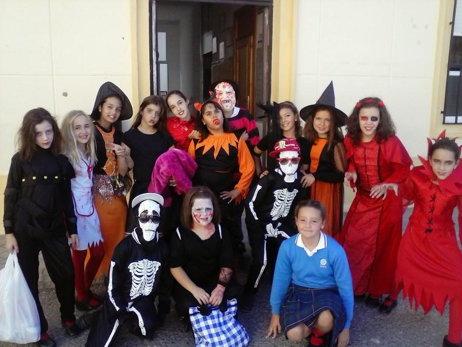 Halloweenn 2014