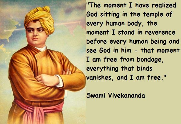 50 Famous Swami Vivekananda Quotes About Success And Spirituality