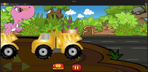 Dinosaurs Vs Monster Trucks Apps On Google Play