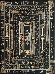 Cover of Ilmu Khodam's Book The Occult Art of Acquiring and Directing Spirit Servants