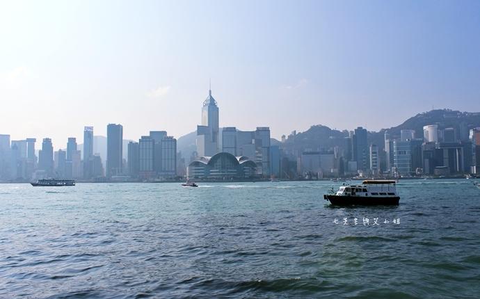 26 洲際酒店 InterContinental 閃躍維港 3D光雕匯演