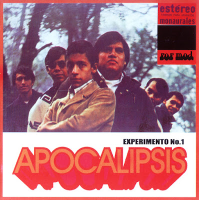 Apocalipsis ~ 1968 ~ Experimento No. 1