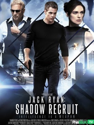Phim Jack Ryan: Đặc vụ bóng đêm - Jack Ryan: Shadow Recruit (2014)