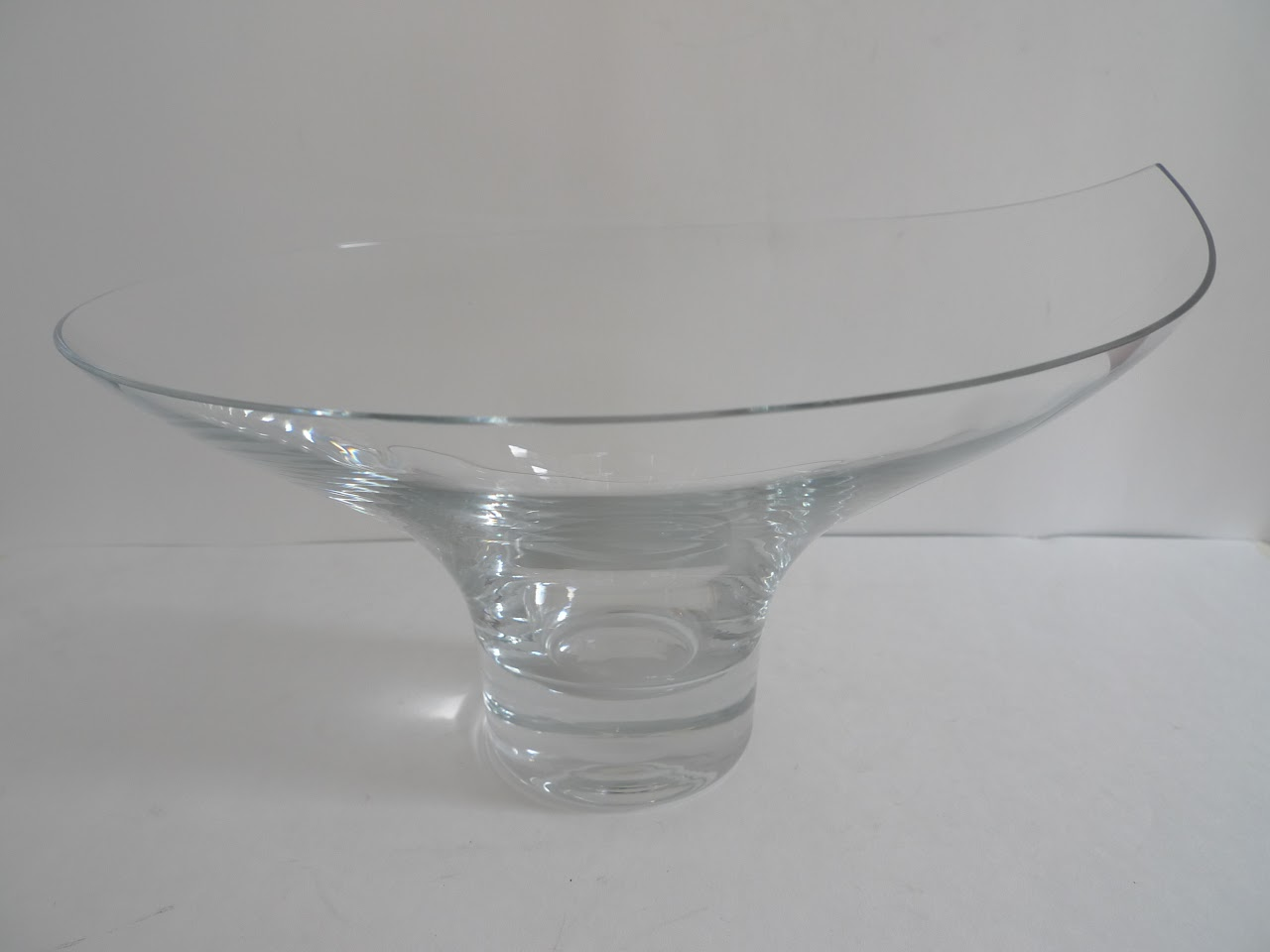 Rosenthal Crystal Serving Bowl