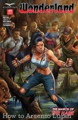 Actualización 14/03/2016: Se agrega el numero #45 de la serie regular por Punkarra del CRG.