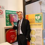 """Installazione defibrillatore presso """"La Permanente"""""""