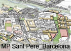 MASTERPLAN SPR_BARCELONA.  1st Prize on competition. Commission 2007-11. Approval 2011.