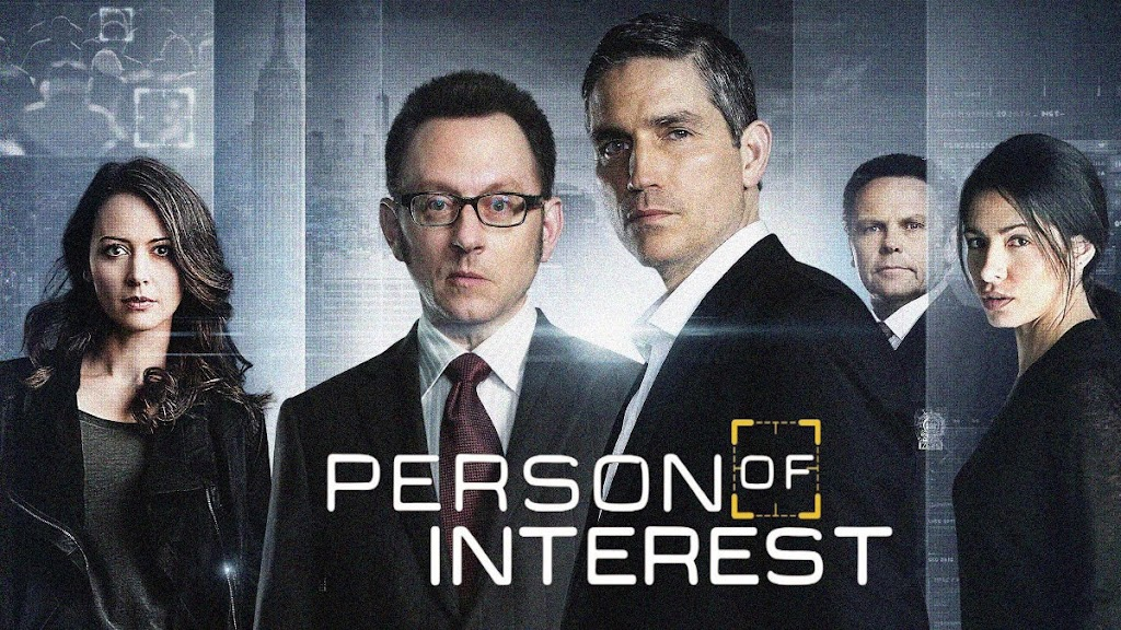Person of Interest Season Four - poster