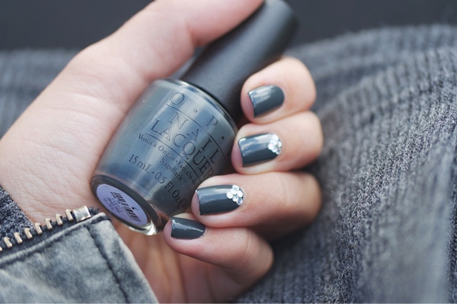 "OPI ""Liv"" in the Gray I snow you love my Washingtong DC"