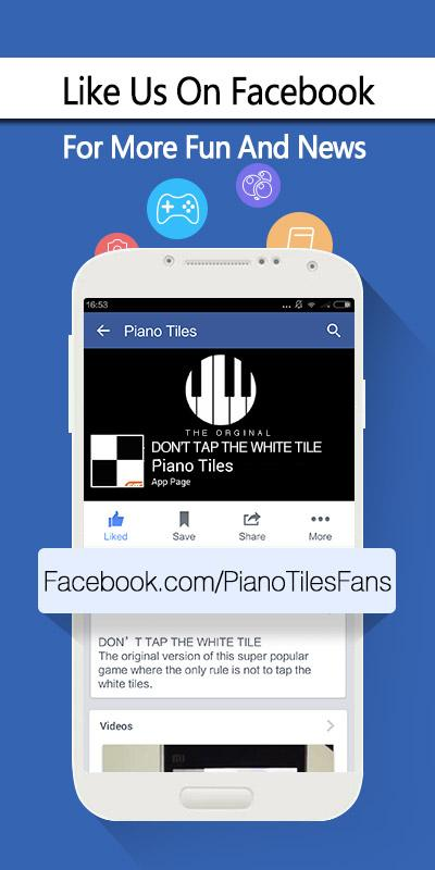 Don't Tap The White Tile- screenshot