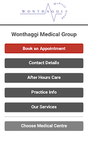 Wonthaggi Medical Group- screenshot thumbnail