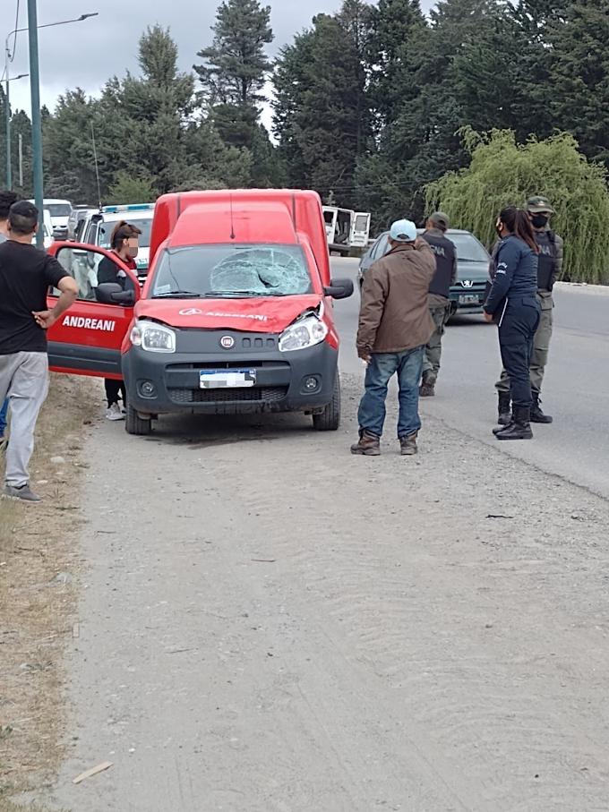 Accidente fatal en El Bolsón