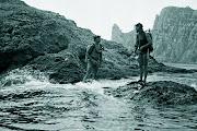 1974 г. Погружение на мысу у Царского пляжа, Новый Свет
