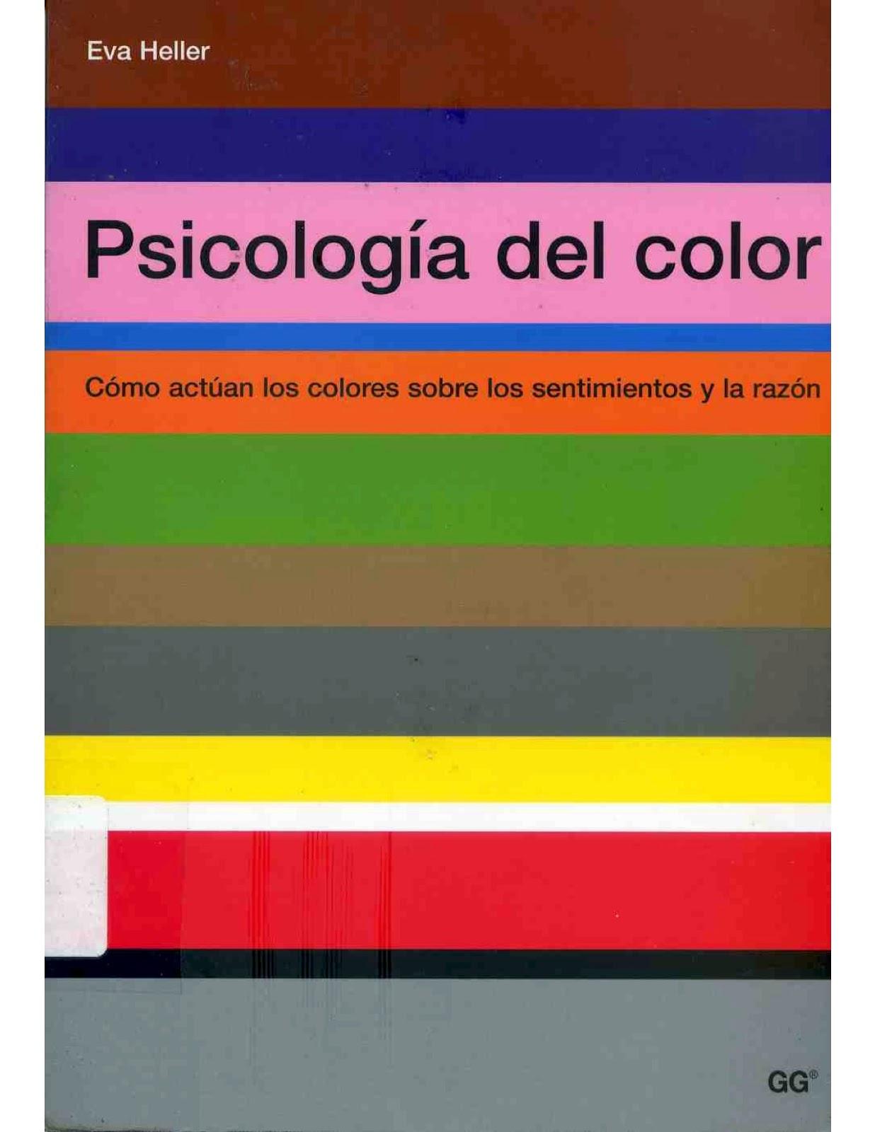 LIBRO PDF Eva Heller - Psicología del color