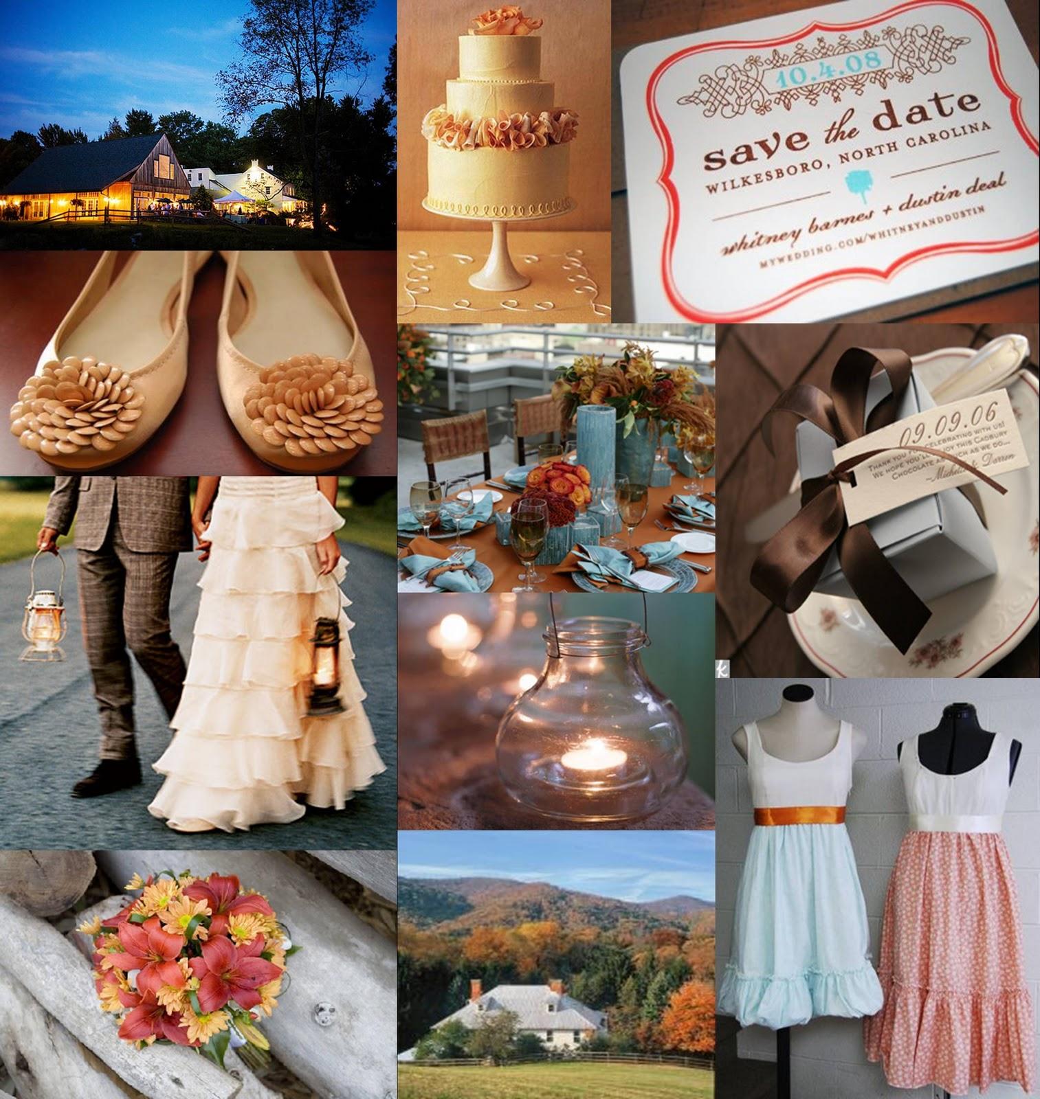3 Pm Outdoor Wedding: Vila's Blog: Rustic Western Wedding Designs
