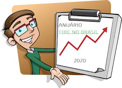 """Anuário """"FIRE no Brasil"""" - 2020"""