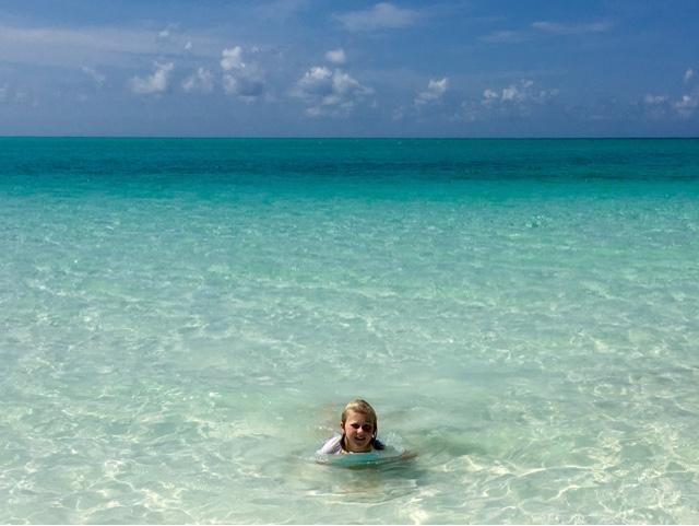 aud swimming