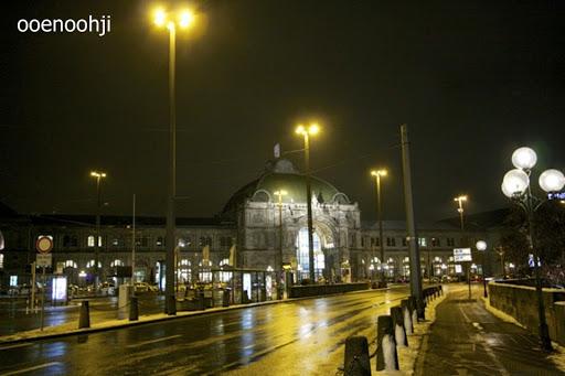 ニュルンベルク中央駅