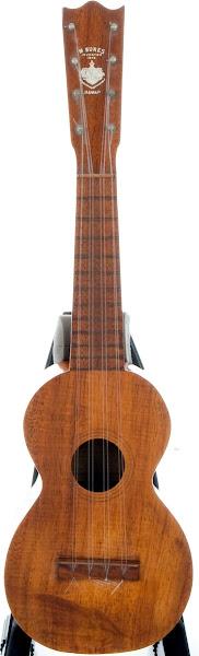 Nunes Taropatch 8 string Ukulele