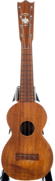 Manuel Nunes and sons 8 string Taropatch Ukulele