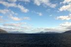 Sunset View of The Patagonias (Navimag Boat Trip, Chile)