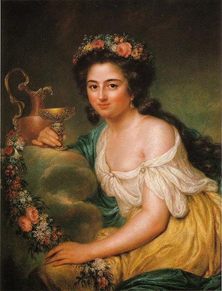 Anna Dorothea Therbusch - Henriette Herz, 1778