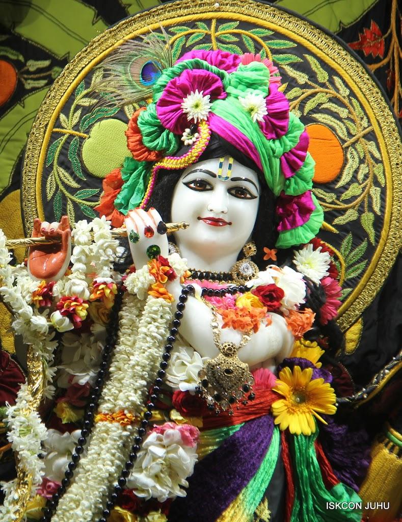 ISKCON Juhu Sringar Deity Darshan on 4th June 2016 (4)