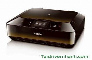 Tải phần mềm máy in Canon PIXMA MG6320 – hướng dẫn sửa lỗi không nhận máy in