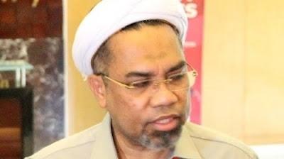 Ali Ngabalin Unggah Logo Front Persatuan Islam, Kalimatnya Tajam Sekali.