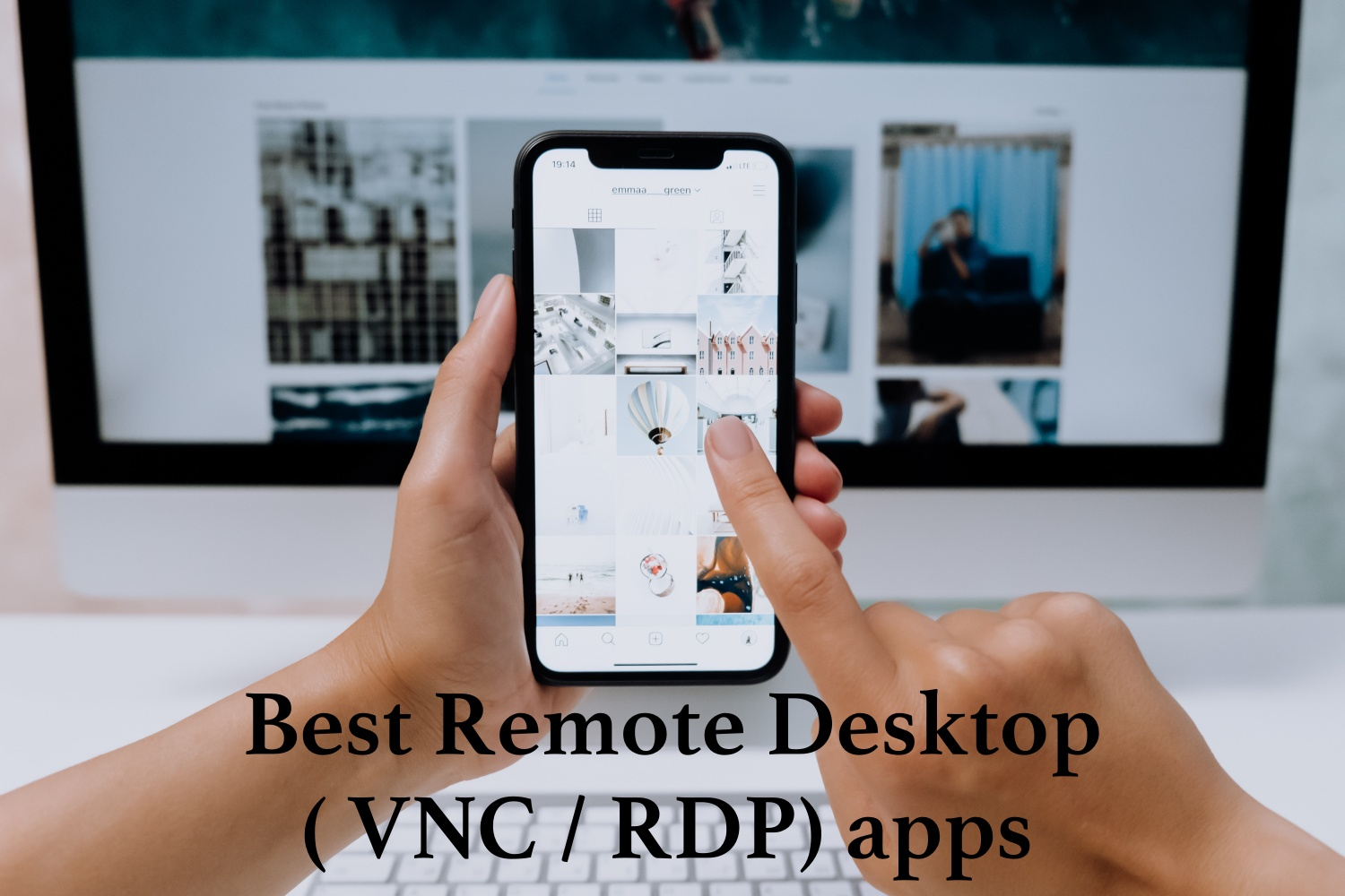 Best VNC / RDP apps for iPhone & iPad