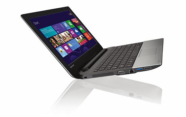 Perangkat Terbaru Toshiba Notebook Satelite NB10t