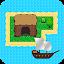 Survival RPG – Lost treasure adventure retro 2d icon