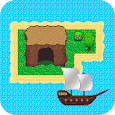 Survival RPG - The lost treasure adventure icon