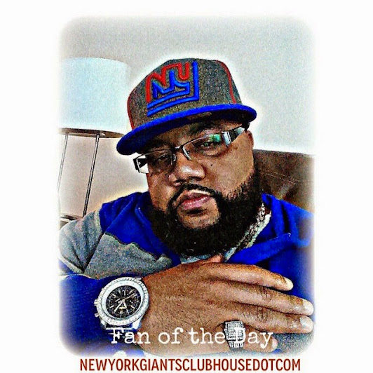 new york giants fan - iamgodswriter