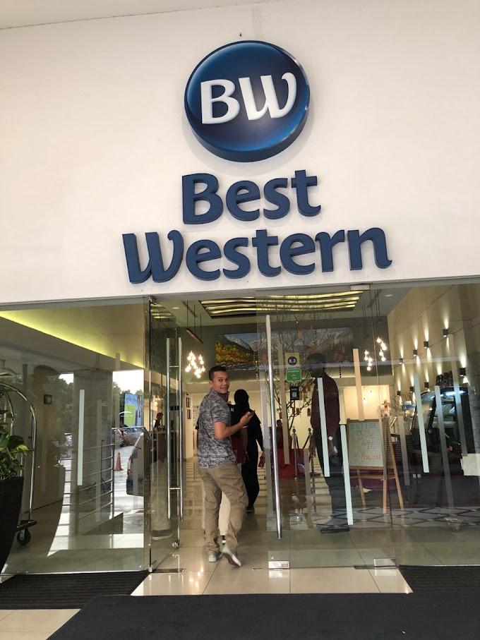 Best Western i-City : Buffet Ramadhan Bertemakan Aladdin and The Malaysian Treasures
