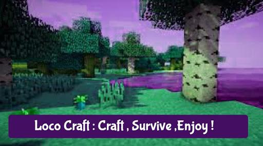 Loco Craft : Exploration & Survival hack tool