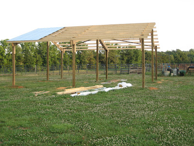 Building barn from scratch the horse forum for Barn builders ontario