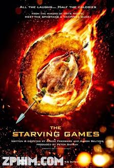 Đấu Trường Chết Đói - The Starving Games (2013) Poster