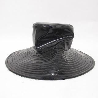 Eric Javits Patent Rain Hat