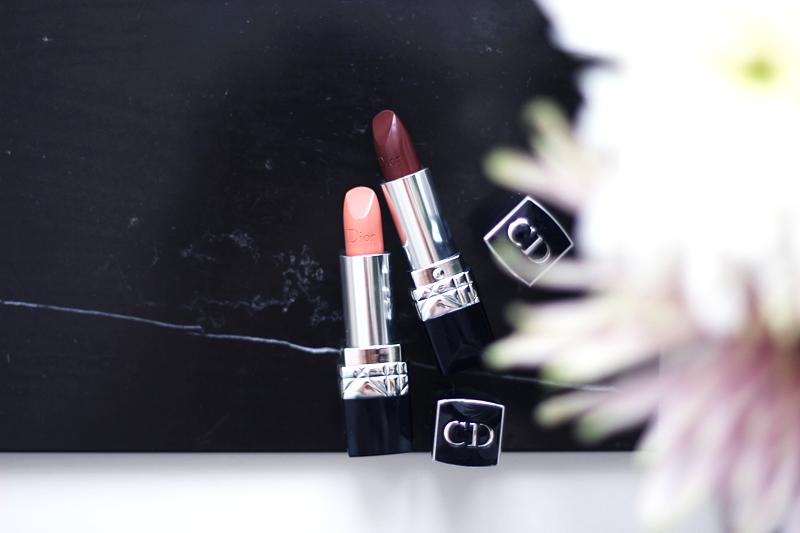 herfst op je lippen met Dior Cosmopolite