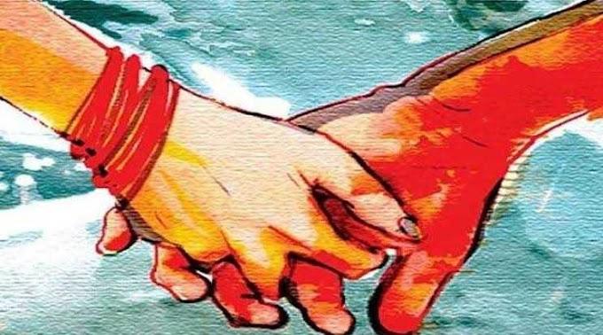करनैलगंज -(अजब गजब की प्रेम कहानी) प्रेमी संग मिल पत्नी ने पति को बैठाया थाने।
